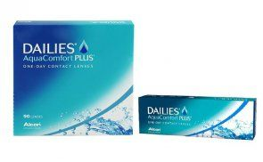 DAILIES AquaComfort Plus™ 90 Stk.