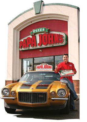 MIAMI, FL - JULY A Papa John's restaurant is seen on July 11, in Miami, Florida. The founder of Papa John's pizza, John Schnatter, apologized Wednesday for using the N-word on a.