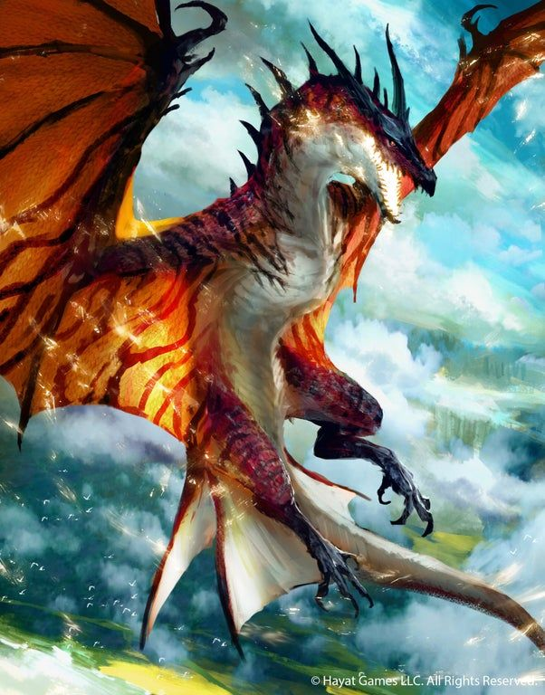 Unbound Wyvern By Duong Ct Imaginarydragons Fantasy Creatures Art Creature Concept Art Mythical Creatures Art