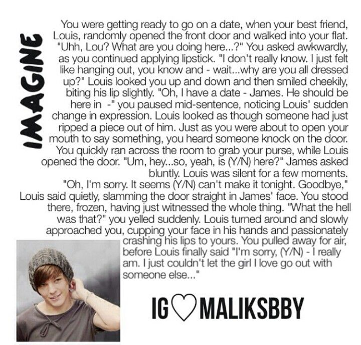 Louis Imagine>>>> NO NO NO NO NO NO NO NO NO NO NO NO NO NO NO NO NO NO QUE THE FEELS