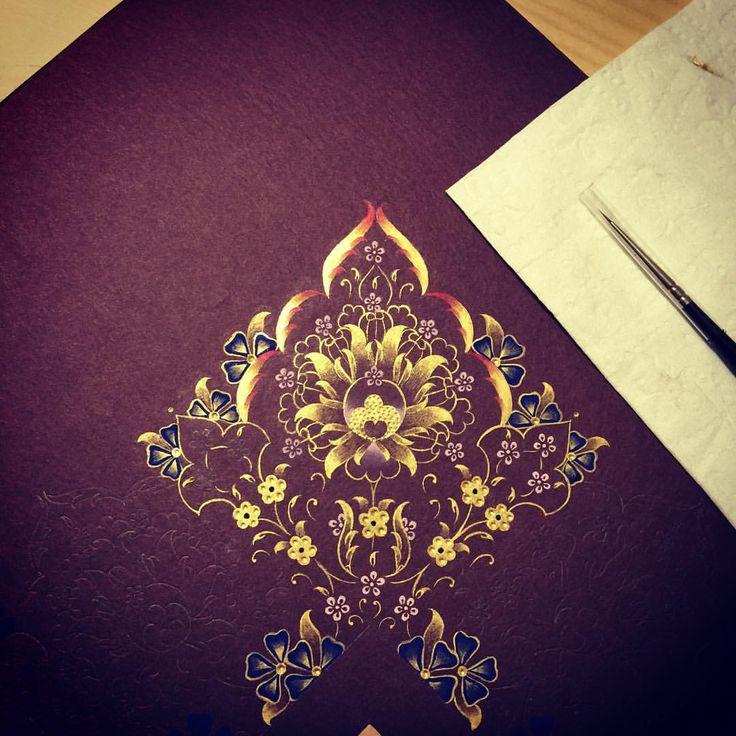 #painting time #tezhip #artwork #dilarayarci