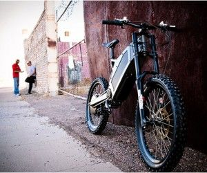 Stealth electric  bikes
