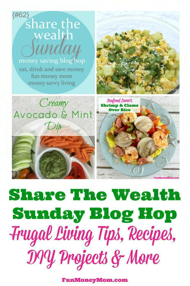 Come share your favorite posts at our Share The Wealth Sunday Blog Hop!