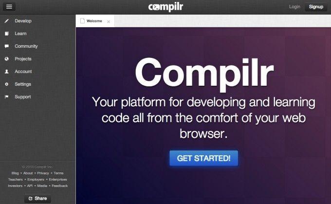 Web IDEs