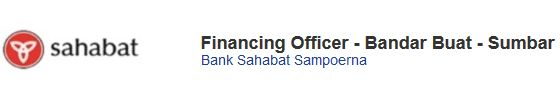 Lowongan Kerja Padang Februari 2017 Bank Sahabat Sampoerna