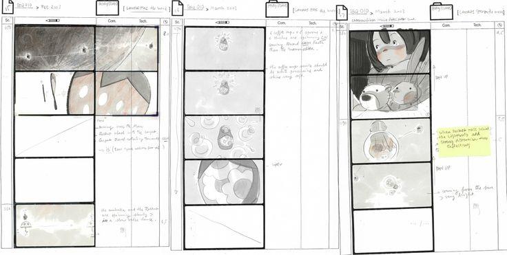 Pin by Tobias Schwarz on Storyboard_panels | Pinterest | Originals ...