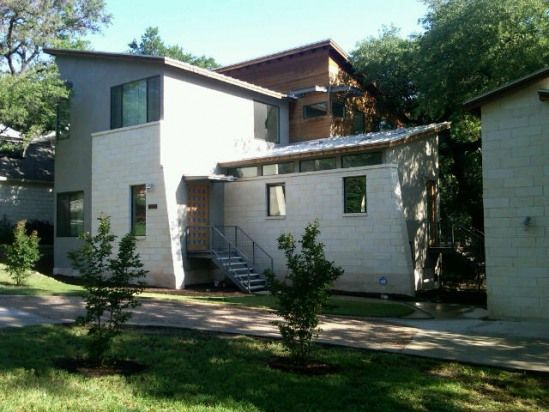 Austin House Rental Beautiful Luxury Huge Windows Walk To Zilker Park 5 Mins Downtown