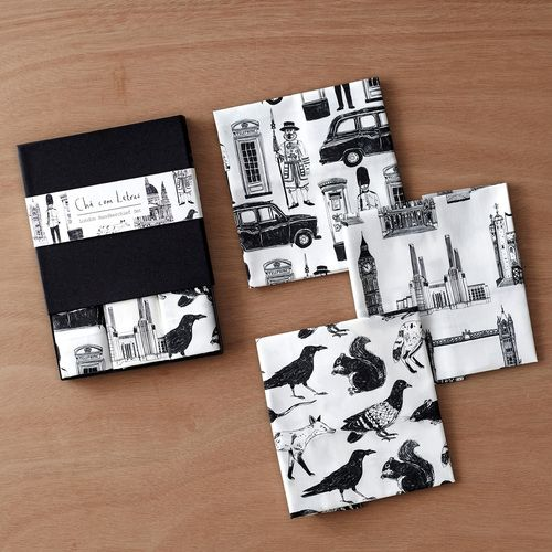 London Handkerchief set