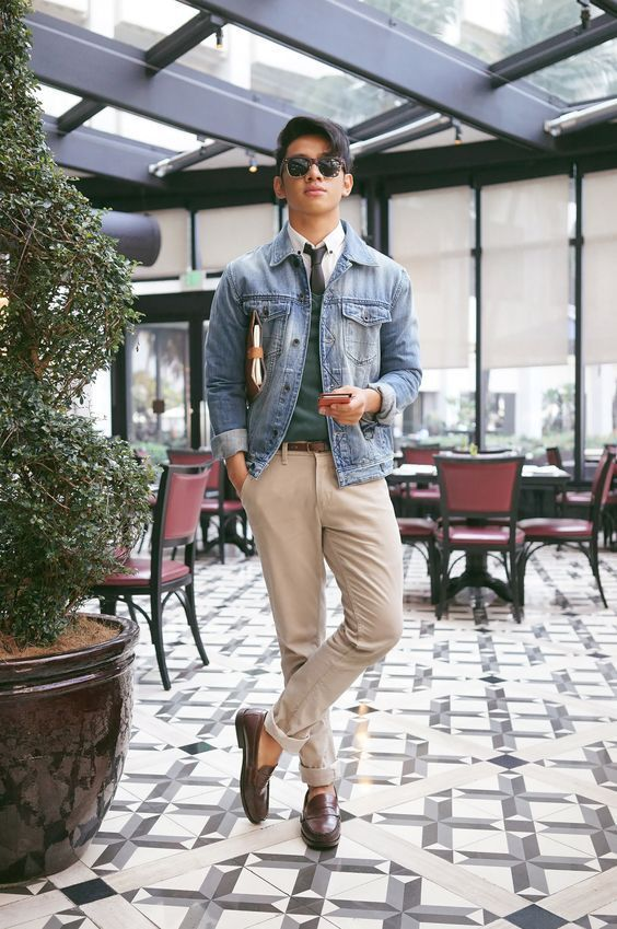 Classic mens fashion style⋆ Men's Fashion Blog - TheUnstitchd.com