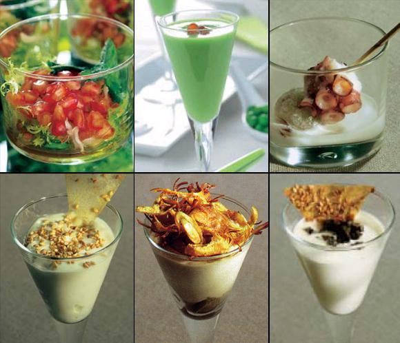 Las 25 mejores ideas sobre aperitivos sanos en pinterest - Ideas cena nochevieja ...