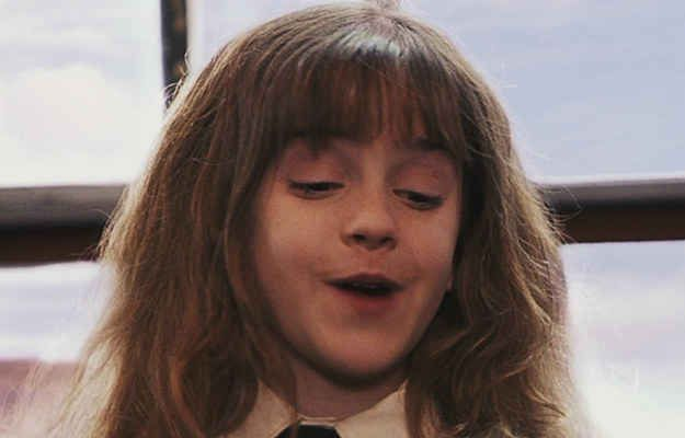 """""""It's funny you should say that, because I'm Hermione Granger, The Girl Who Gave Literally Zero Fucks."""""""