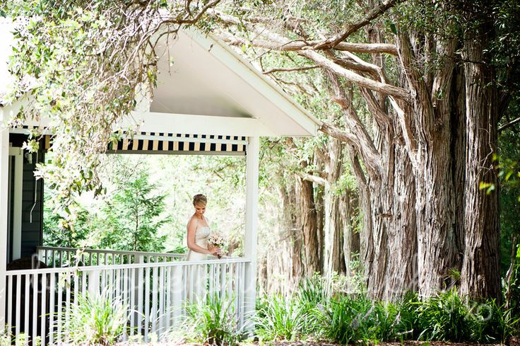 Beautiful pensive bride pre-wedding at Bell's of Killcare by biglovephotography.com.au