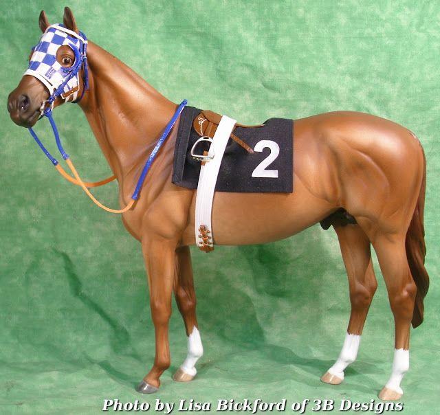 Fox Valley Tack: Secretariat's Racing Tack