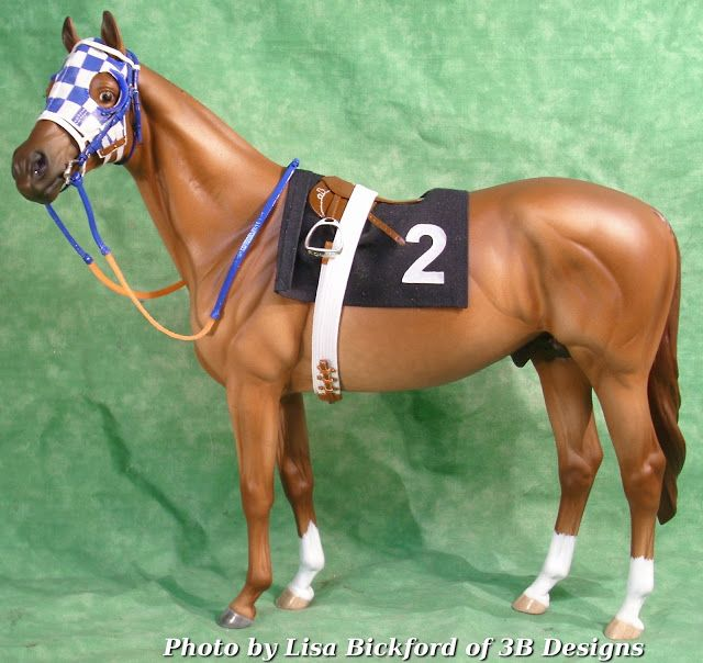 Fox Valley Tack: Secretariat's Racing Tack