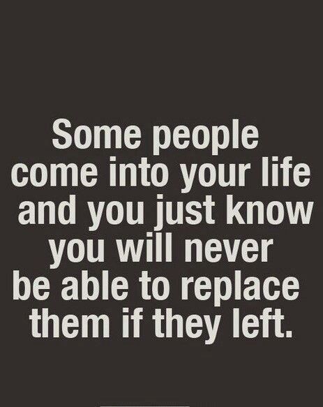 Agreed! I'll never be able to replace the place you have in my heart. You may not want me in your life and I will never know why. But I will always love you. And you'll never lose the special place you have in my heart.
