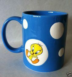 Tweety Bird coffee mug