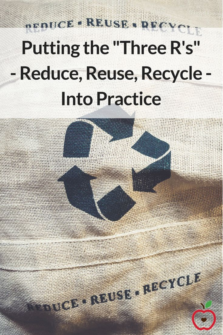 """People know that the """"three Rs"""" stand for Reduce, Reuse, Recycle. But do you know how to put these concepts into action? Teach your students how to be a little """"greener"""" and help the environment with a few simple lifestyle changes. (Grades 3-12)"""