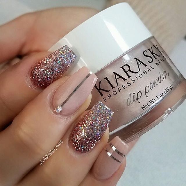 Nail Dip Powder Erfahrung: 25+ Best Ideas About Sns Nails On Pinterest