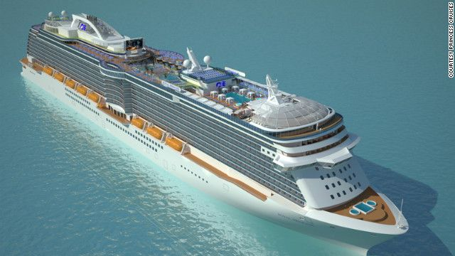 Reserve Pacific Cruises online from Lets Cruise Ltd, which offers wonderful holiday packages and wide activities.