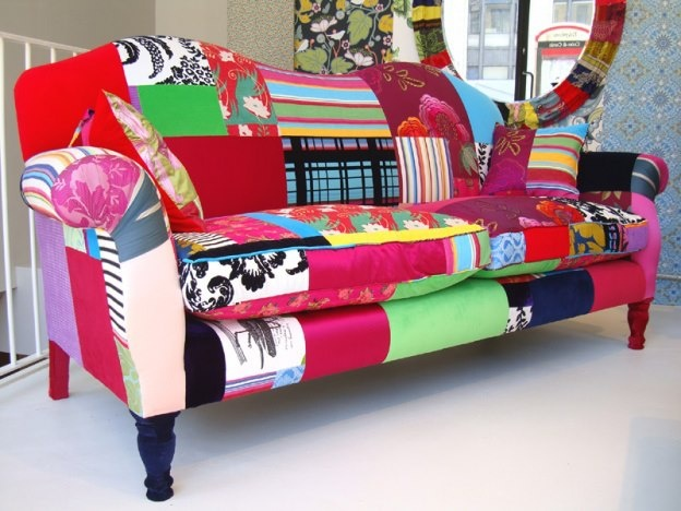 Colorful Couches