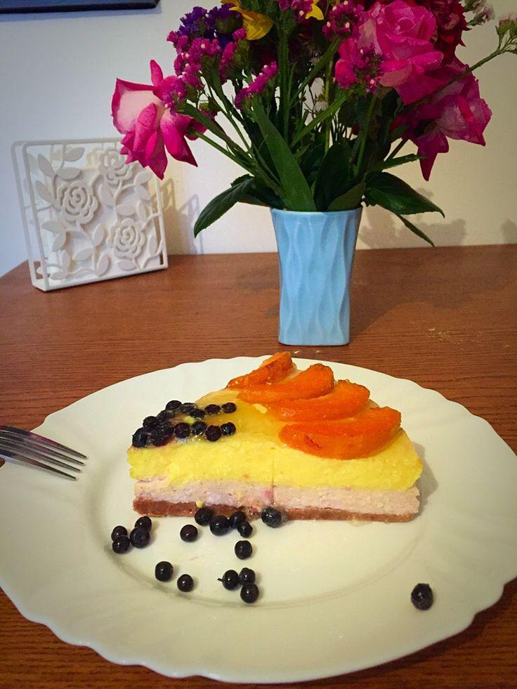 Chessecake. Eat cake for breakfast!
