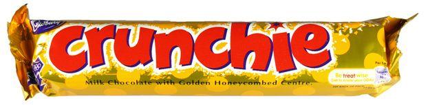 Cadbury Crunchie | 16 British Chocolates That Will Make You Want To Move To The U.K. Immediately