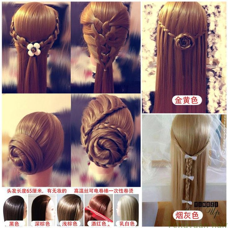 Cheap Mannequins, Buy Directly from China Suppliers:    New Arrival Mannequin Professional Hairdress Training Head 100% High Temperature Golden Hair Fiber Mannequin Head  F