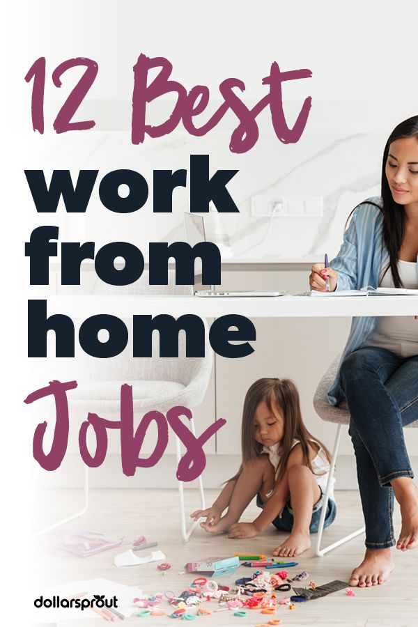 12 Best Work from Home Jobs to Make Extra Money in 2019