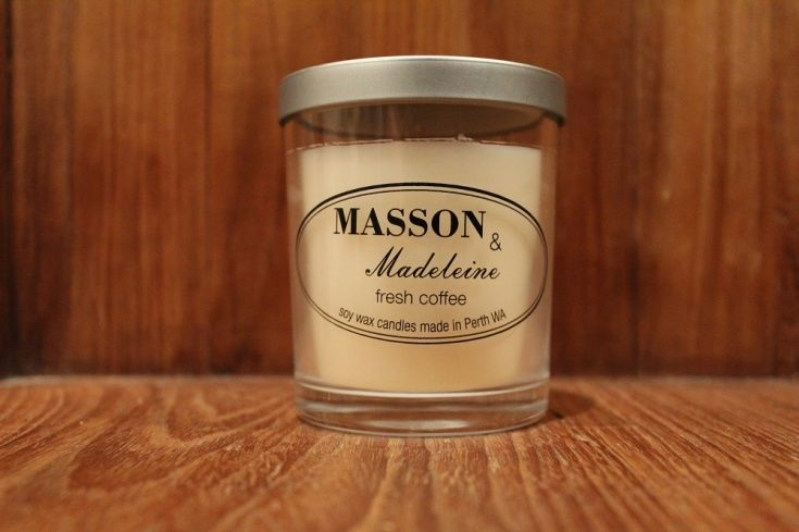 "Masson & Madeleine - ""Food Collection"" Fresh Coffee"
