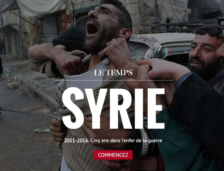 Syria: five years of hell