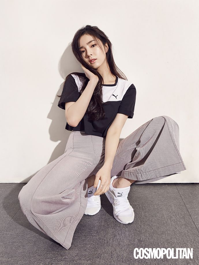 Shin Se Kyung Shows Off Her Love for PUMA in Cosmopolitan Korea | Couch Kimchi