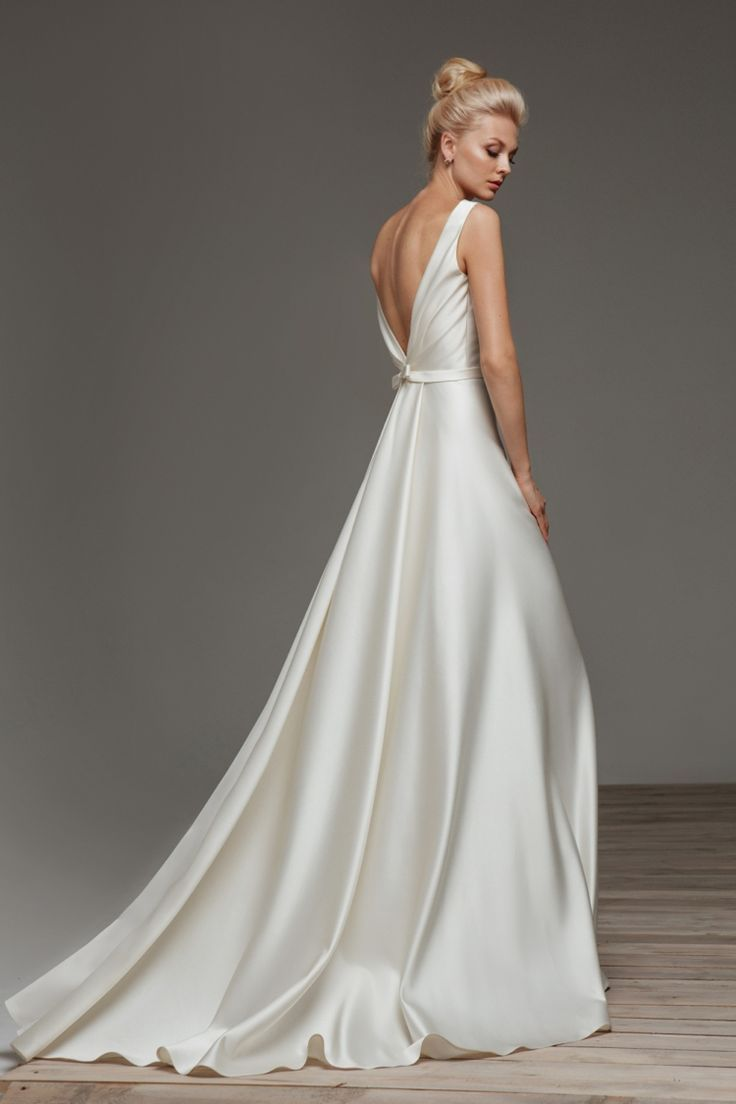 Brautkleid rückenfrei? Die perfekte Möglichkeit den Rücken in