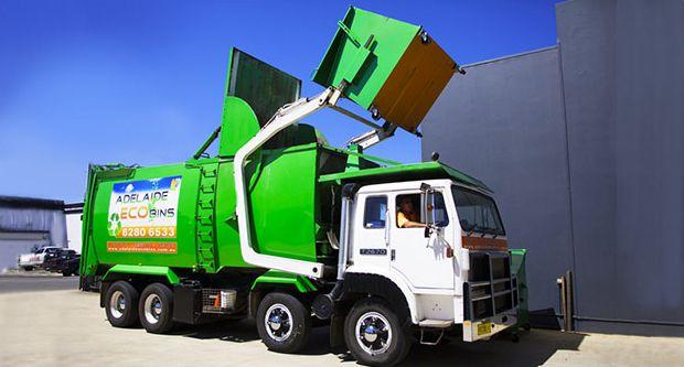 Waste Management Services : Waste management green disposal in adelaide australia