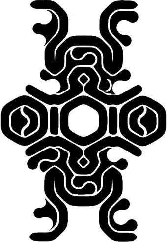 Shadow of the Colossus - Magic Sigil or where you are suppose to stab your sword