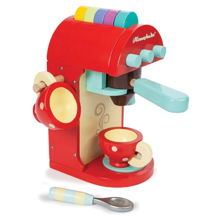 Le Toy Van Honeybake Caf 233 Machine From Le Toy Van The