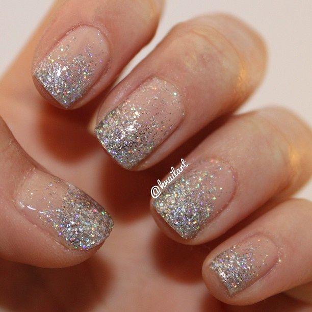 Nail inspiration by knailart. #sephora #nails #SephoraNailspotting
