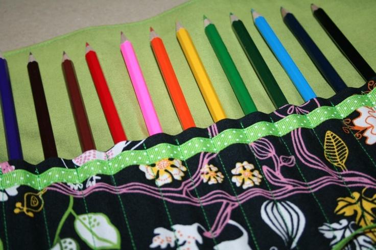 Pencil Roll Tutorial (deze heb ik al getest/gemaakt en goed bevonden)