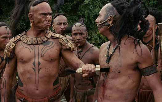 Apocalypto (2006). In the Mayan civilization, a peaceful tribe is ... Native American Wolf Paw