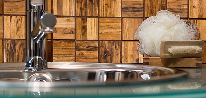 Mozaika Etn!k Amber Wood, drewno, marka Dunin