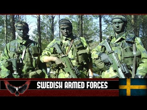 SWEDISH ARMED FORCES 2017 | FORSVARETMAKTEN || WITH GOD AND VICTORIOUS WEPONS - YouTube