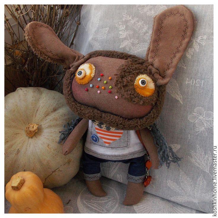 Мартовский заяц - разноцветный,подарок девушке,подарок женщине,подарок на любой случай