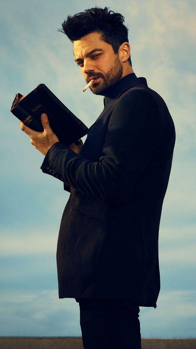 Dive Into The World of PREACHER With This Host of 20 New Photos