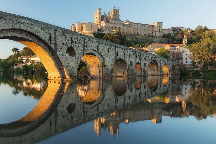 Beziers Cathedral -David Clapp