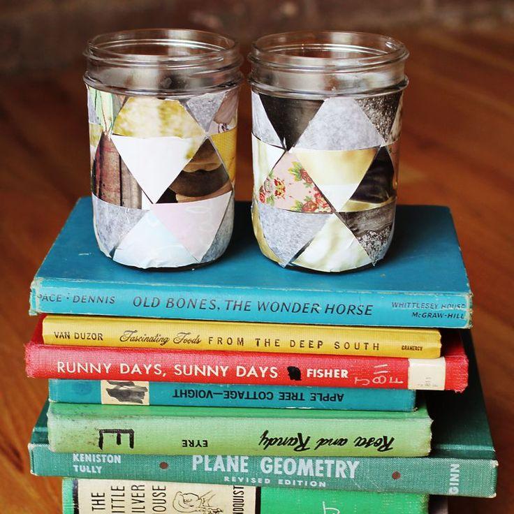Geometric votive candles 84 best Cute Mason