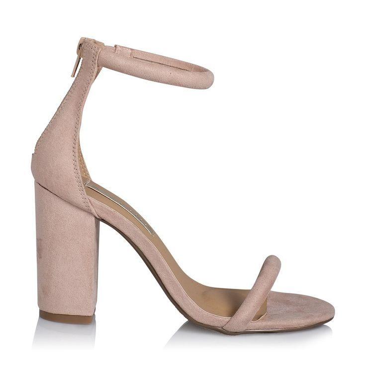 BILLINI - Quatro Heels (Blush) Billini