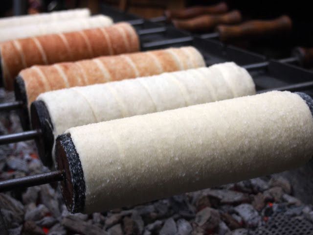 How to make Simple Chimney Cake (Kurtoskalacs) : Food Recipe
