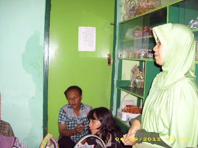 Hidup berkualitas melalui asah kreativitas: Tamu dari Ujung Timur Indonesia