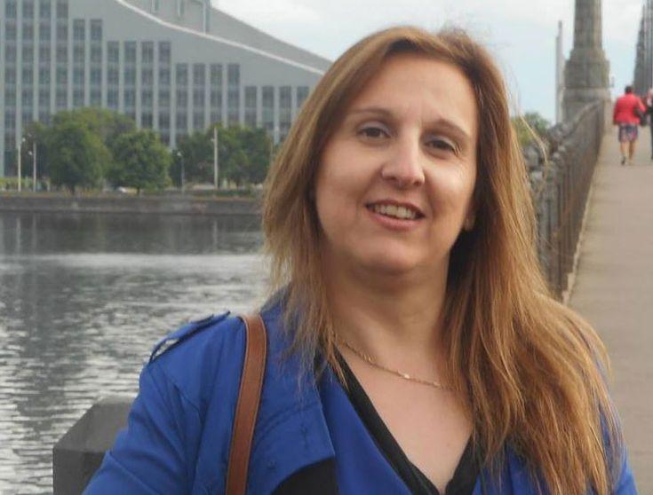 Σοφία Κανταράκη, συγγραφέας, μιλάει στον Διονύση Λεϊμονή