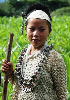 Mishmi Ethnic Minority. Tibet