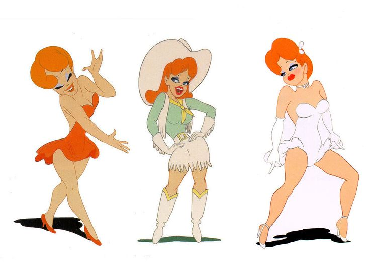 Tex Avery's Red Hot Riding Hood, Wild and Wolfy, & Swingshift Cinderella